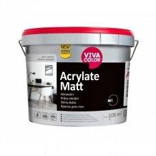Vivacolor Acrylate Matt matiniai dažai 9l
