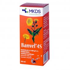 Banvel 4S 50ml, Herbicidas