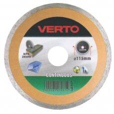 Deimantinis pjovimo diskas plytelėms D115x22