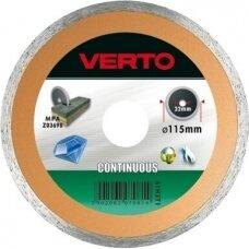 Diskas pjovimui deimantinis (šlapiam pjovimui)  D125x22