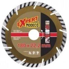 Deimantinis pjovimo diskas D125x22.23mm,TURBO