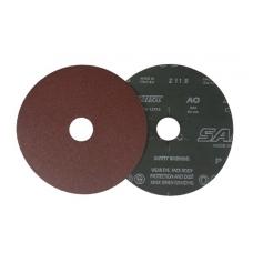 Diskas fibro AO-X P80 125X22