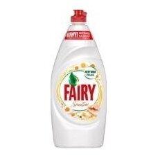 Indų ploviklis FAIRY Chamomile & Vitamine E, 900 ml