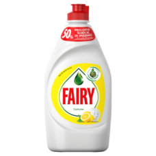 Indų ploviklis FAIRY Lemon, 450 ml