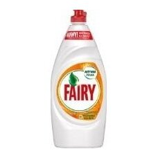 Indų ploviklis FAIRY Orange & Lemongrass, 900 ml