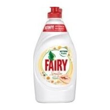 Indų ploviklis FAIRY Sensitive Camomile & Vit E, 450 ml