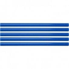 Klijų strypeliai mėlyni  11x200mm  5vnt