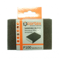 Kempinė šlifavimui Cortex 68x98x25AOP100