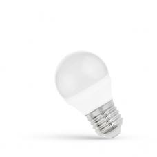 LED Lemputė G45 6W