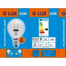 Lemputė G45 E14 42W