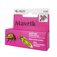 Mavrik, 5 ml nuo kenkėjų  (kontaktinis)