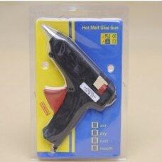 Klijų pistoletas 40W 11mm