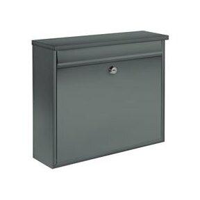 Pašto dėšutė grafito spalvos 310x360x100mm