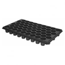 Plastikinė daiginimo paletė, 54 duobučių.31x52cm