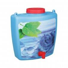 Plastikinis pakabinamas praustuvas 9L