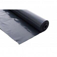 Plėvelė polietileno 200mkr 3x25,juoda
