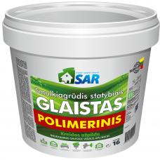 Polimerinis-lateksinis glaistas su kreidos užpildu 8kg