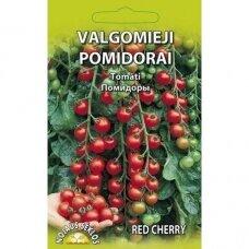 Valgomieji pomidorai RED CHERRY
