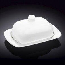 Porcelianinė sviestinė 19x12,5x8,5 cm