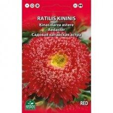 Ratilis kininis Prinzess raudonas 0,5g