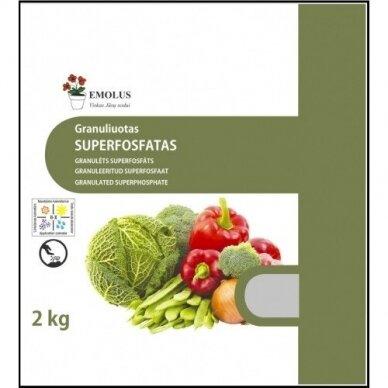 Granulioutas superfosfatas 4kg