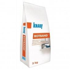 Gipsinis tinkas Knauf Rotband (latviškas) 5kg