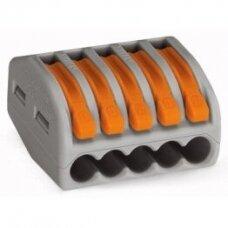 Universali jungtis WAGO 5X 0,08mm-4mm