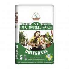 Universali kompostinė žemė 5L