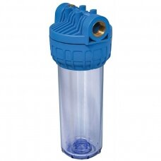 "Vandens filtro korpusas  3/4"", 9 3/4"""