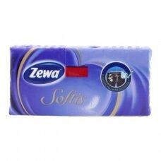 Vienkartinės nosinaitės ZEWA Softis