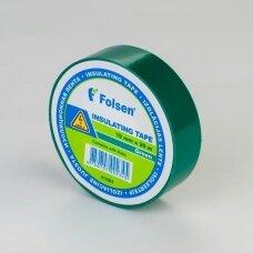Žalia izoliacinė juosta 19mmx20