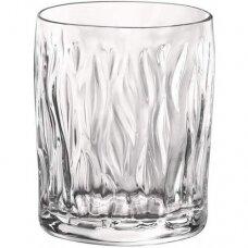 Žema skaidri stiklinė  WIND  350ml