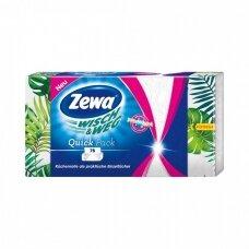 ZEWA W&W Quick Pack popierinis rankšluostis lapeliais